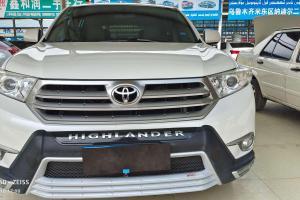 2014年6月 丰田 汉兰达  2.7L 两驱5座运动版图片