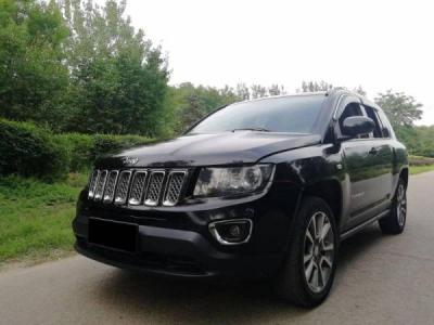 2014年8月Jeep指南者2.4L 四驱豪华导航版 改款图片