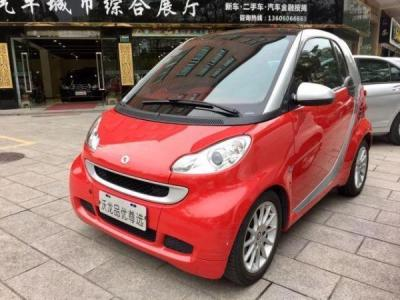 Smart Fortwo  Coupe 1.0 MHD 龙年特别版图片