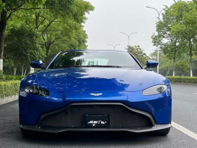 2020年7月 阿斯頓·馬丁 V8 Vantage  4.0T V8 Coupe圖片