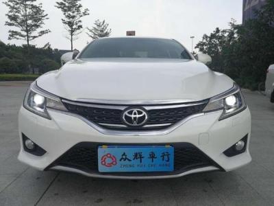 丰田 锐志  2.5V 尚锐导航版