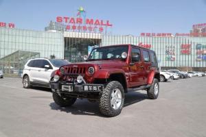 2011年3月   Jeep (进口)牧马人 3.8 四门 Sahara