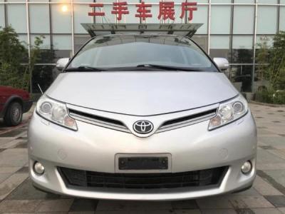 丰田 普瑞维亚  2.4L 豪华型
