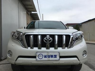 丰田 普拉多  3.5L TX-L NAVI图片