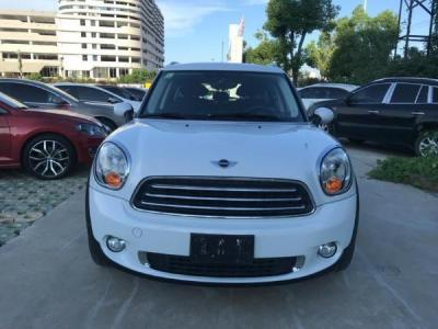 2014年2月 MINI Countryman 1.6L Fun图片