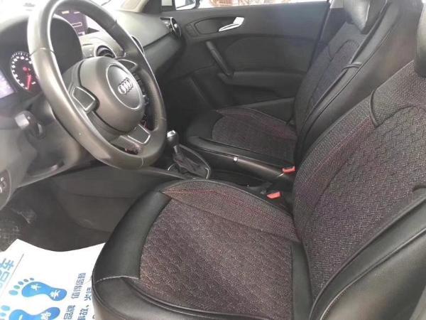 奥迪 奥迪A1  2014款 A1 30TFSI Sportback 技术型图片