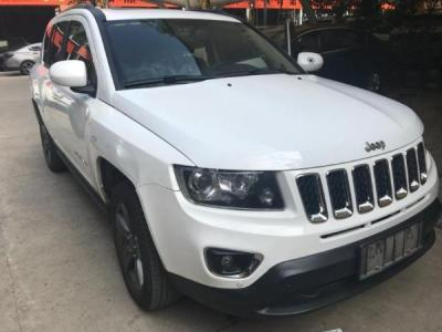 2012年7月Jeep指南者2.4L CVT手自一体 都市版 四驱图片