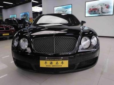 宾利 飞驰  W12 6.0T 基本型