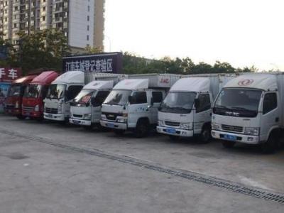 各种柴油汽油货车图片