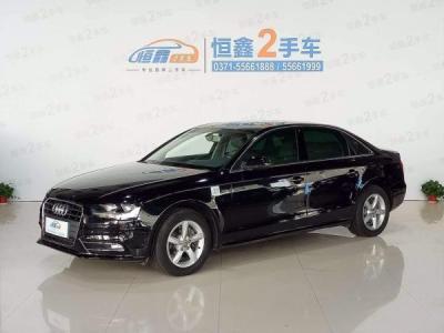 2015年12月 奥迪奥迪A4L2015款 A4L 1.8TFSI 舒适型 20.98万-二手车