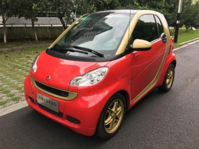 Smart Fortwo  Coupe 1.0 MHD 龙年特别版图片