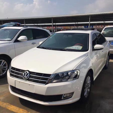 【连云港】2014年10月 大众 朗逸 1.6 豪华版 白色 手动挡图片