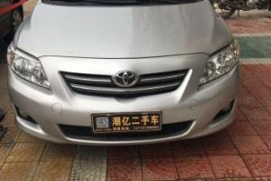 二手丰田卡罗拉1.8 GL-i 天窗特别版