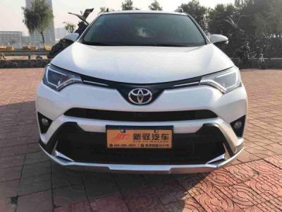丰田 RAV4  荣放 2.0L CVT两驱智尚版图片