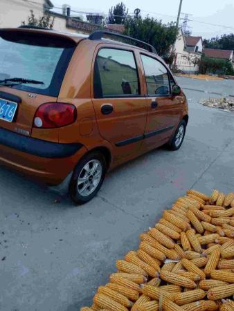 【日照】2007年3月 雪佛兰 乐驰 1.0 橙色图片