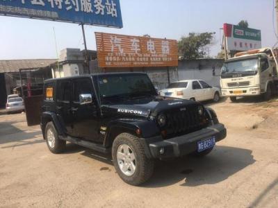 2012年4月Jeep牧马人3.6L 四门图片