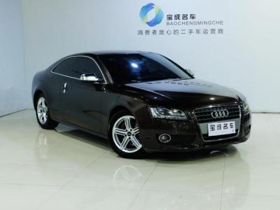 2011年3月 奥迪 奥迪A5 A5 2.0TFSI Coupe图片