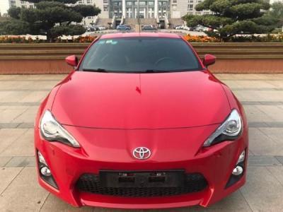 2014年4月 丰田 86 2.0L 豪华型图片
