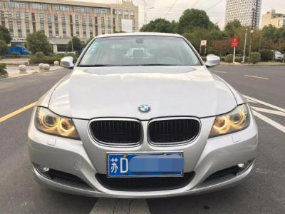 2012年1月 宝马 宝马3系 320i 2.0 豪华型图片