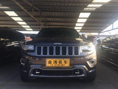 Jeep 大切诺基  3.6L 旗舰尊耀版