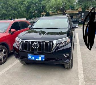 2018年7月 丰田 普拉多 3.5L TX-L NAVI图片