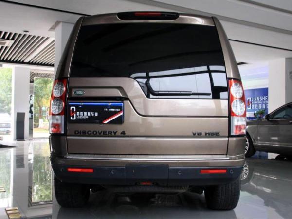 路虎 发现  2013款 5.0L V8 HSE汽油版图片