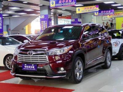 丰田 汉兰达  2.0T 四驱豪华版7座图片