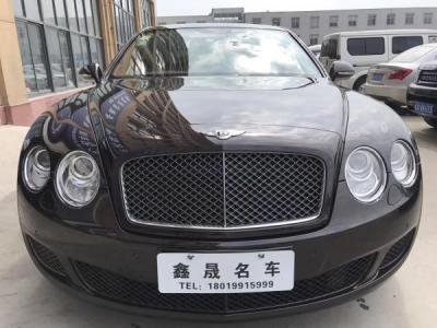 2012年7月 宾利 飞驰 W12 6.0T Speed China图片