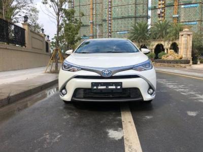 丰田 雷凌  2018款 双擎1.8H GS-V CVT尊贵版