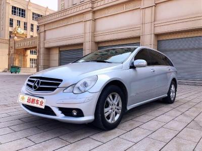 奔馳 R級  2009款 R300 3.0L 豪華型圖片