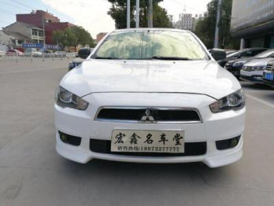 三菱 翼神  2011款 1.8L CVT致尚版豪华型图片
