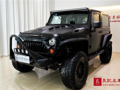 2011年3月 Jeep 牧马人 3.8L 两门图片
