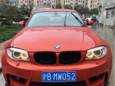 2012年5月 宝马 宝马M系 M1 双门轿跑车 3.0T图片