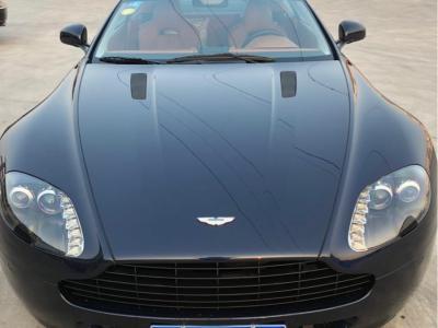 2011年6月 阿斯顿马丁 V8 Vantage 4.3 N400限量版图片