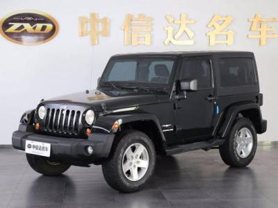 Jeep 牧马人 2012款 3.6L 两门版 Sahara