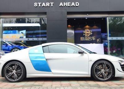 2013年5月 奥迪 奥迪R8 R8 Coupe 5.2 FSI Quattro中国专享型图片