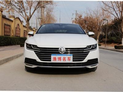 2018年11月 大众 CC 380TSI DSG魅颜版图片