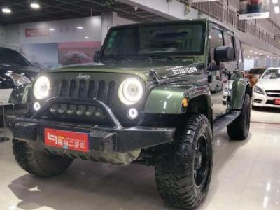 Jeep 牧马人  3.8 四门 Unlimited X S Package图片