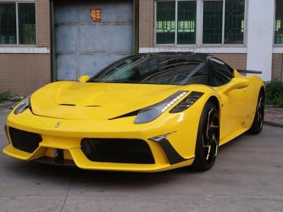 2012年4月 法拉利 458  4.5L 中國限量版圖片