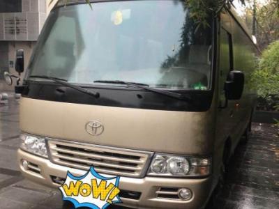 丰田 柯斯达  2.7 豪华车20座汽油