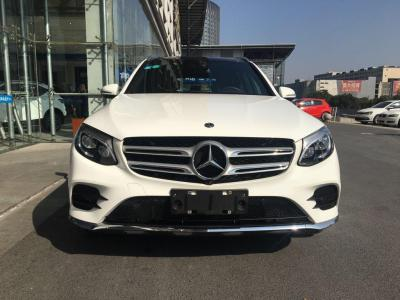 奔馳 奔馳GLC  2017款 GLC300 2.0T 4MATIC 動感型