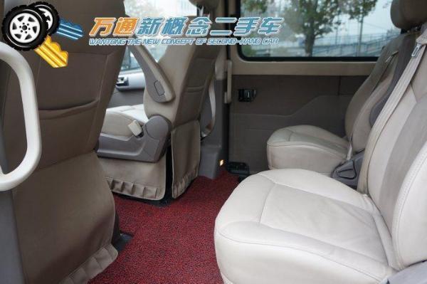 年12月 二手上汽大通V80 价格8.8万元高清图片