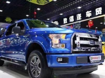 福特 猛禽&nbspF-150 SuperCab 3.5T 375hp 两驱 6.5-ft XL