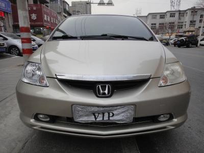 本田 飞度  2006款 1.5L CVT标准版图片