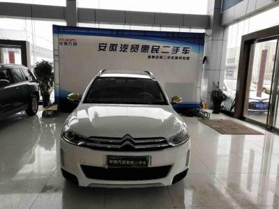 雪铁龙 C3-XR  2017款 230THP 智能型