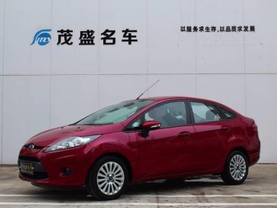 福特 嘉年华  2011款 1.5L 时尚型