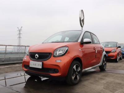 Smart Forfour  2018款 1.0L DCT激情版圖片