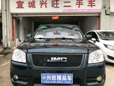 江鈴寶典 共軌版 2.8T 柴油兩驅圖片