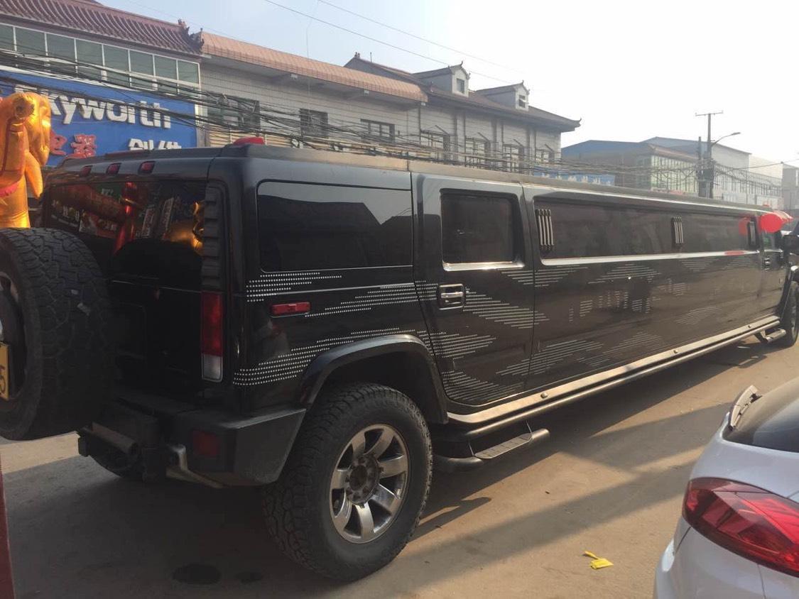 悍马 H2  2010款 6.2L 加长礼宾车5.98米图片