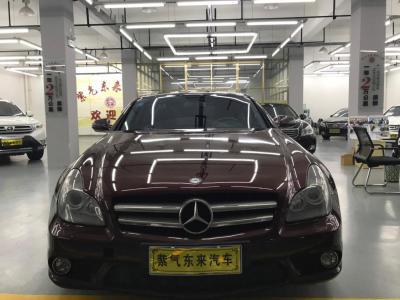 2010年12月 奔驰 奔驰CLS级(进口) CLS350 3.5L图片